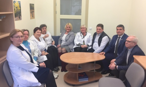 Darbą pradėjo nauja Neringos pirminės sveikatos priežiūros centro vadovė