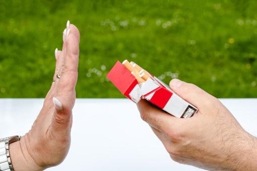 """""""Ačiū, aš neberūkau"""" – frazė, padėsianti mesti rūkyti"""