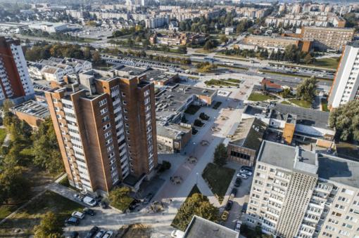 Prie Klaipėdos statomas naujas logistikos centras
