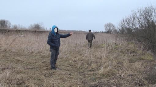 Kelmės rajone sulaikyti du vyrai įtariami brakonieriavimu (FOTO)