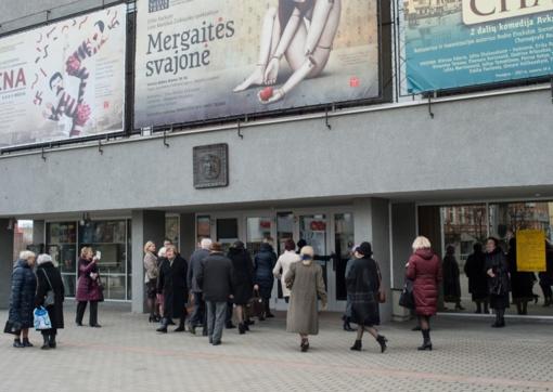Nacionalinis finansavimas – Panevėžio miesto kultūrai