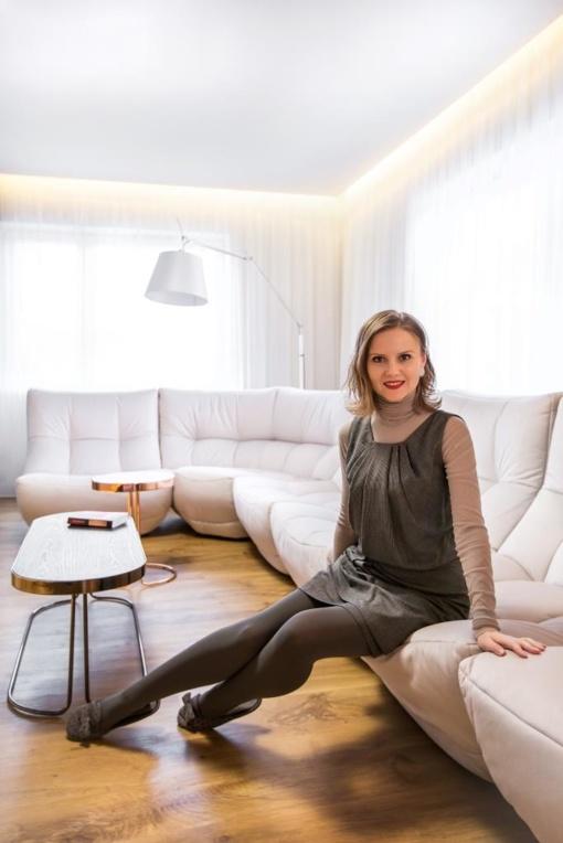 Interjero dizainerė: 3 dalykai, kuriuos reikia žinoti įsirengiant savo būstą