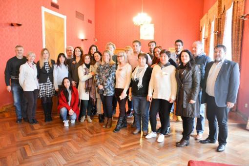 """Erasmus+ projekto """"My Little Europe"""" vizitas Ispanijoje"""