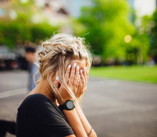 Kaip tinkamai reaguoti į blogas žinias?