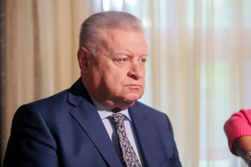 Lietuvos sankcijos Maskvai: išsiunčia tris Rusijos diplomatus