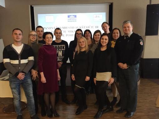 """Panevėžio kolegijos dėstytoja dr. Rasa Glinskienė: """"Dėstytojas turi būti lyg bendrakeleivis studentams"""""""