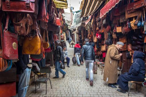Kelionės į Maroką