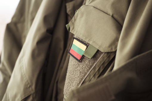 Lietuvos kariuomenėje – dar vienas koronaviruso atvejis