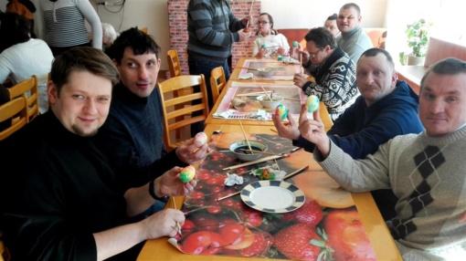 ASPC bendruomenė šventė Velykas