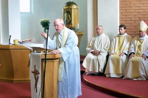 Paminėtos Aniceto Tamošaičio SJ mirties metinės