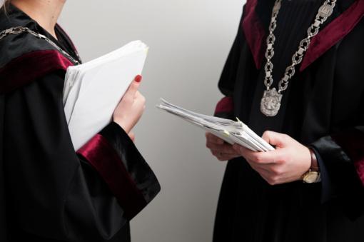 Iš teisėjų korupcijos tyrimo atskirtoje byloje kaltinamajam skirta 22,5 tūkst. eurų bauda