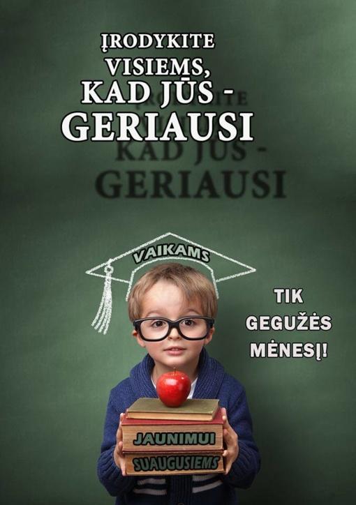 """Edukacinė programa """"Pirmyn į praeitį""""! Tik Marijampolėje ir tik gegužės mėnesį!"""