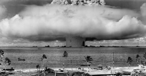 Ar išgyventume branduolinę ataką?