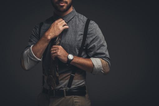 Kas taps naująja vyrų stiliaus ikona?
