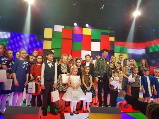 """Palaikykime jaunuosius druskininkiečius konkurse """"Dainų dainelė"""""""