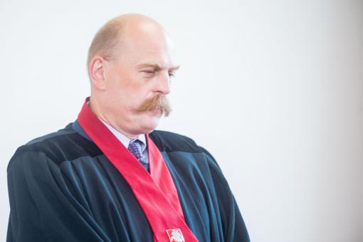 """""""Metų prokuroru"""" tapo """"Agurkinių"""" bylai vadovavęs prokuroras Z. Tuliševskis"""