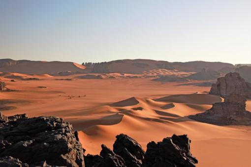 Sacharos dykumos plotas padidėjo 10 proc.