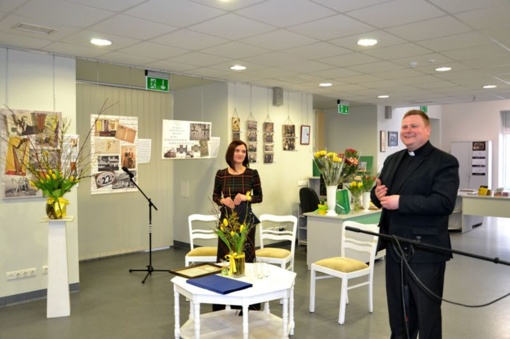 Pagėgiuose vyko jubiliejinė Pagėgių literatūrinio pavasario šventė (nuotraukų galerija)