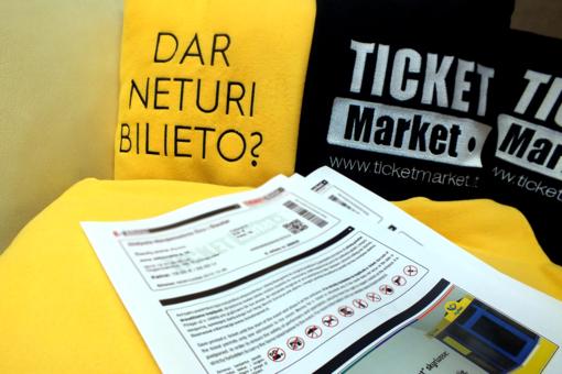"""Bilietų platintojas """"Ticket Market"""" atsiriboja nuo žiniasklaidoje pateiktos klaidingos informacijos"""