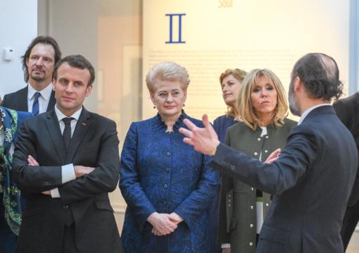 Lietuvos simbolistų kūriniai – garsiajame Orsė muziejuje