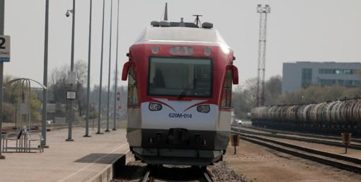Dėl koronaviruso stabdomas tarptautinių keleivinių traukinių eismas – geležinkeliai