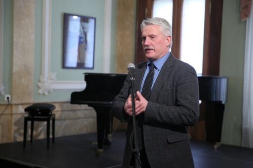 Prof. Egidijus Aleksandravičius Chaimo Frenkelio viloje nagrinės lietuvių išeivijos temą