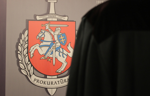 Darbo vietoje buvęs neblaivus prokuroras nušalintas nuo tarnybos