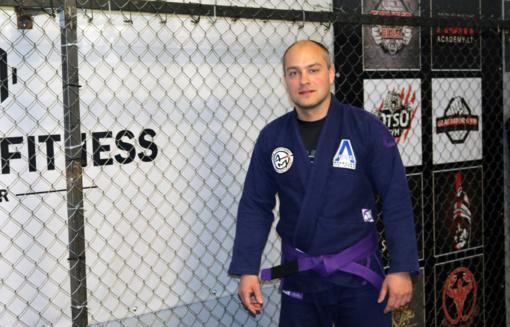 """Šiauliuose startavęs braziliškojo Jiu-Jitsu imtynių treneris: """"Kovą ne visada laimi fiziškai stipresnis"""""""