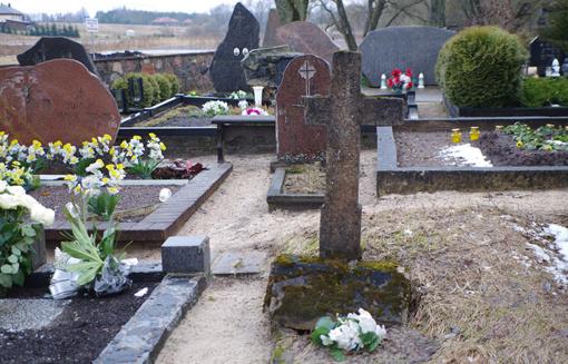 Kaimyniniame rajone sulaikytas kapų plėšikas