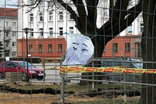"""Aikštės rekonstrukcija– inžinierius """"paskendo"""" lietuviškoje tvarkoje"""