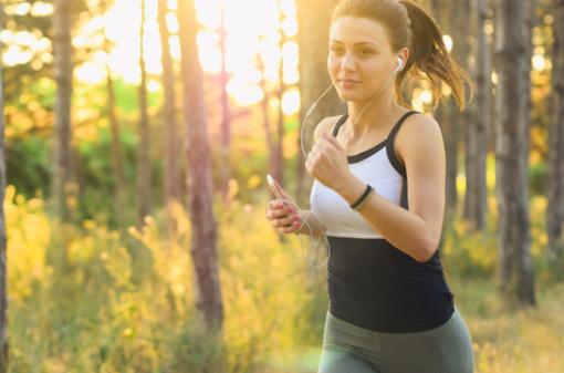 Bėgimą reikia prisijaukinti
