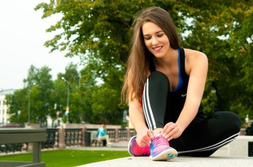 Judėjimas – geros savijautos ir švytinčio grožio receptas