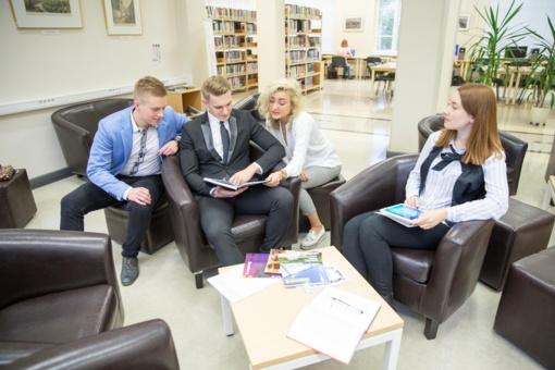 KTU lektorė E. Jaleniauskienė. Būtinas naujas požiūris į užsienio kalbų mokymą(si) universitetuose
