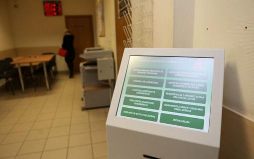 Gyventojų aptarnavimo kokybei gerinti – 16 mln. eurų