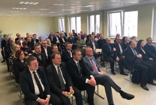 Šiaulių pramonininkų tikslas – išmani pramonė, emigracijos mažinimas ir glaudus bendradarbiavimas