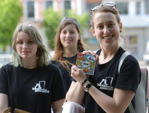 Savivaldybės parama jaunimo projektams