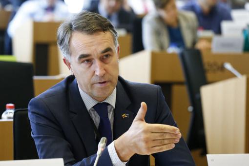 Liberalai apsisprendė – į prezidentus kandidatuos P. Auštrevičius