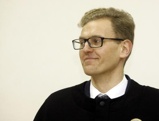 Premjeras teisingumo ministru siūlo G. Danėlių