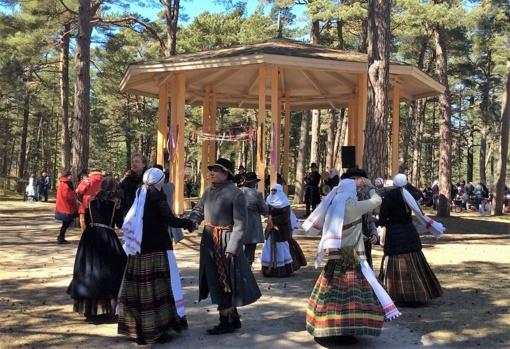 Palanga savaitgalį spinduliuos gerą nuotaiką – kurortas kviečia švęsti Jurgines