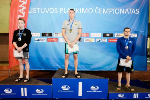 Lietuvos plaukimo čempionatas gausus svarbiais įvykiais