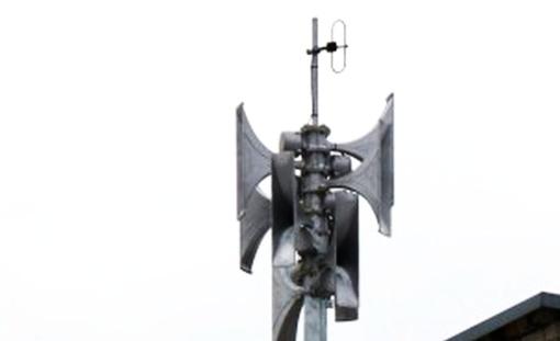 Bus tikrinama gyventojų perspėjimo sirenomis sistema