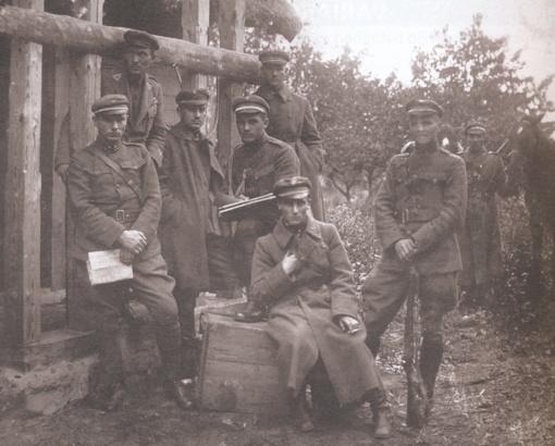 Į garbės piliečius siūlomas karininkas Jonas Variakojis