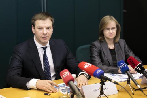 Mokesčių sistemą Finansų ministerija ketina pakeisti pavasarį