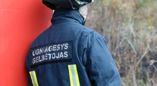 Ugniagesių profesinė sąjunga prašo departamento paaiškinimų dėl uniformų ir galimų teisės aktų pažeidimų