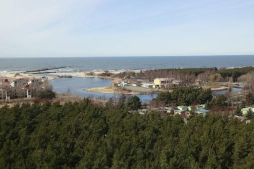 Seimas pritarė, kad Šventosios uostas būtų perduotas Palangai