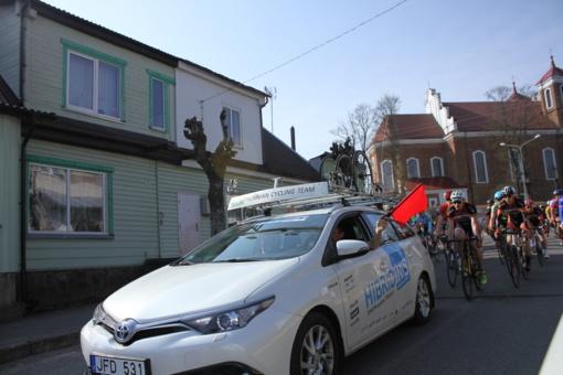 """""""VELO Šiauliai"""" startavo pergale Šiluvoje (FOTO)"""