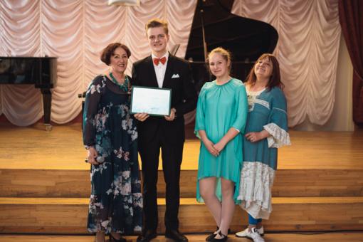 Jauniesiems Jonavos talentams mūzos įkvėpimo nepagailėjo (foto)