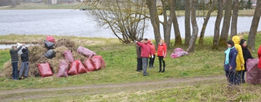 Vilniaus rajono savivaldybė ragina gyventojus nešiukšlinti ir nedaryti žalos gamtai