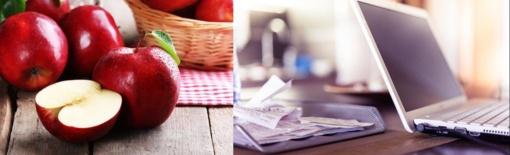 Kvitų loterija: 5000 eurų laimėjo obuolius turguje pirkusi vilnietė