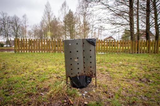 Pristatys, kas laukia Naugardiškių parko (foto galerija)